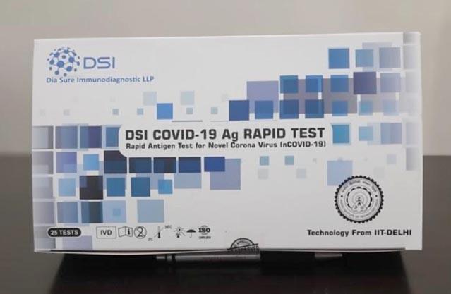 IIT Delhi launches economical Rapid Antigen Test Kit for COVID-19