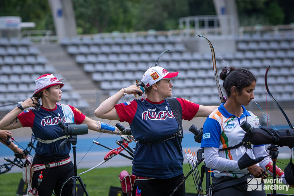 NTPC in partnership with the AAI congratulates Indian Archery Team for stellar performance