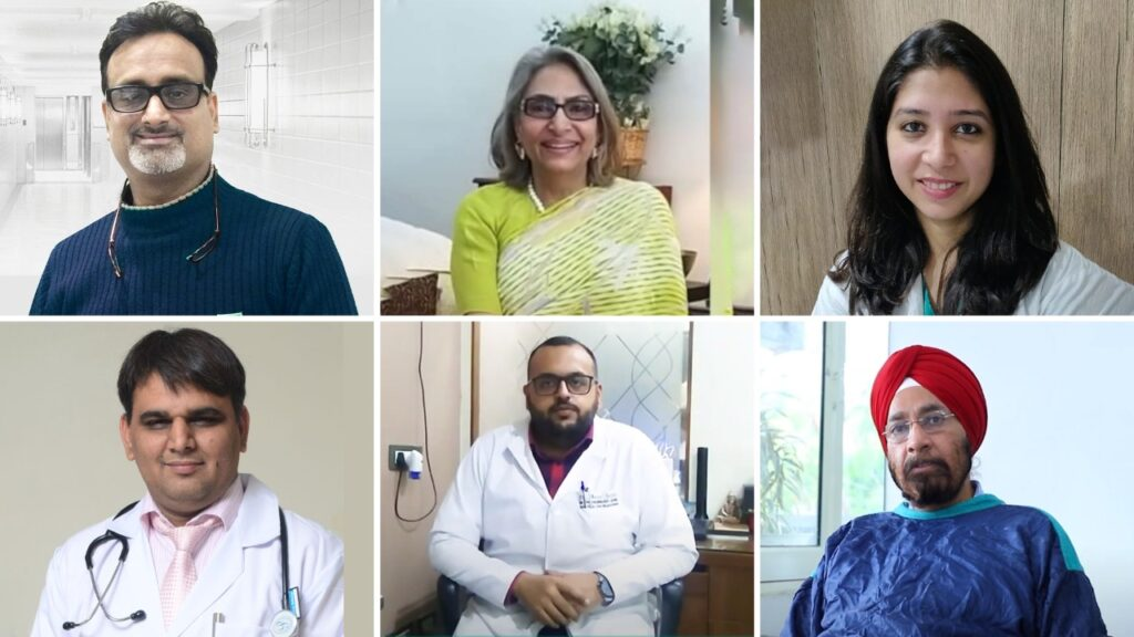 Leading Doctors of Tricity talk about Freedom from Diseases: A unique initiative by Simplihealth to celebrate Independence Day