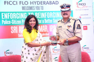 From Cycle to Cyber Patrolling Hyderabad Police have travelled a long way