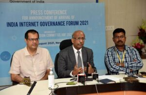 India to host the first Internet Governance Forum in the country