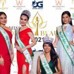 Rashmi Madhuri crowned Miss Earth India 2021