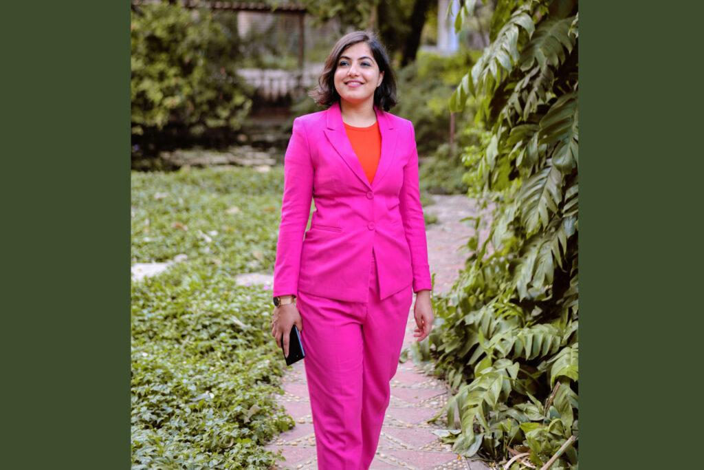 Meet Richa Dalwani-the Fearless Heritage Girl of India on a mission of 'GharGharHeritage'