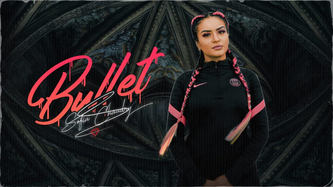 """Sofia's new song """"Bullet"""" makes waves"""
